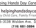 Helping Hands Day Care Center, LLC