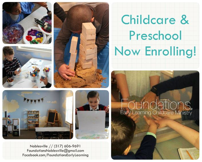 Foundations Early Learning Childcare Ministry