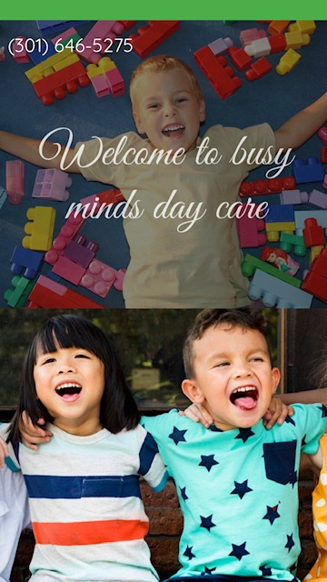 Busy Minds Day Care