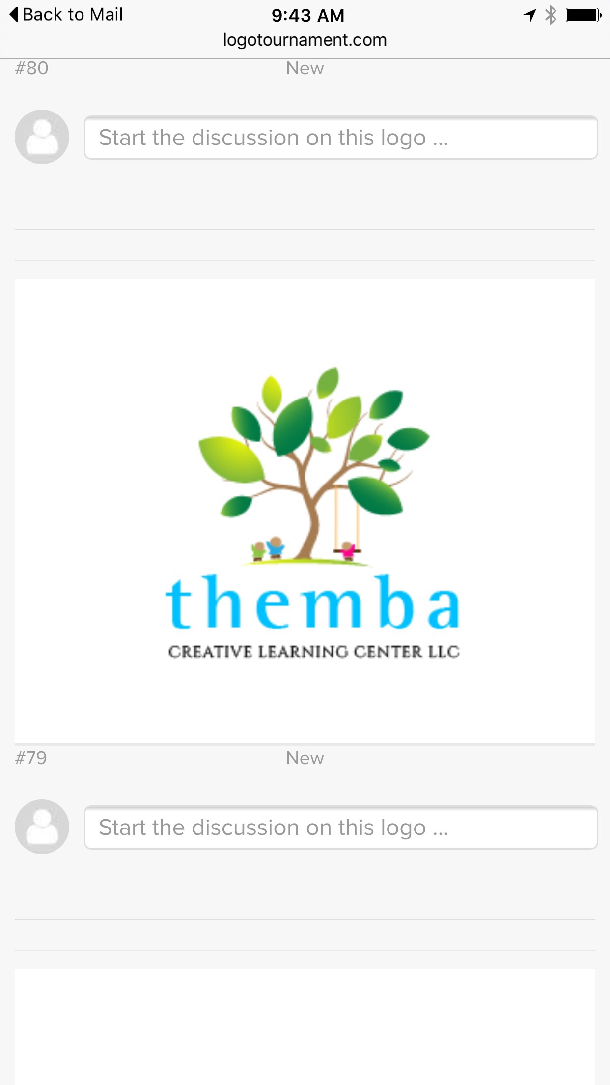 Themba Creative Learning Center, LLC