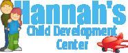 HANNAH'S CHILD DEVELOPMENT CENTER