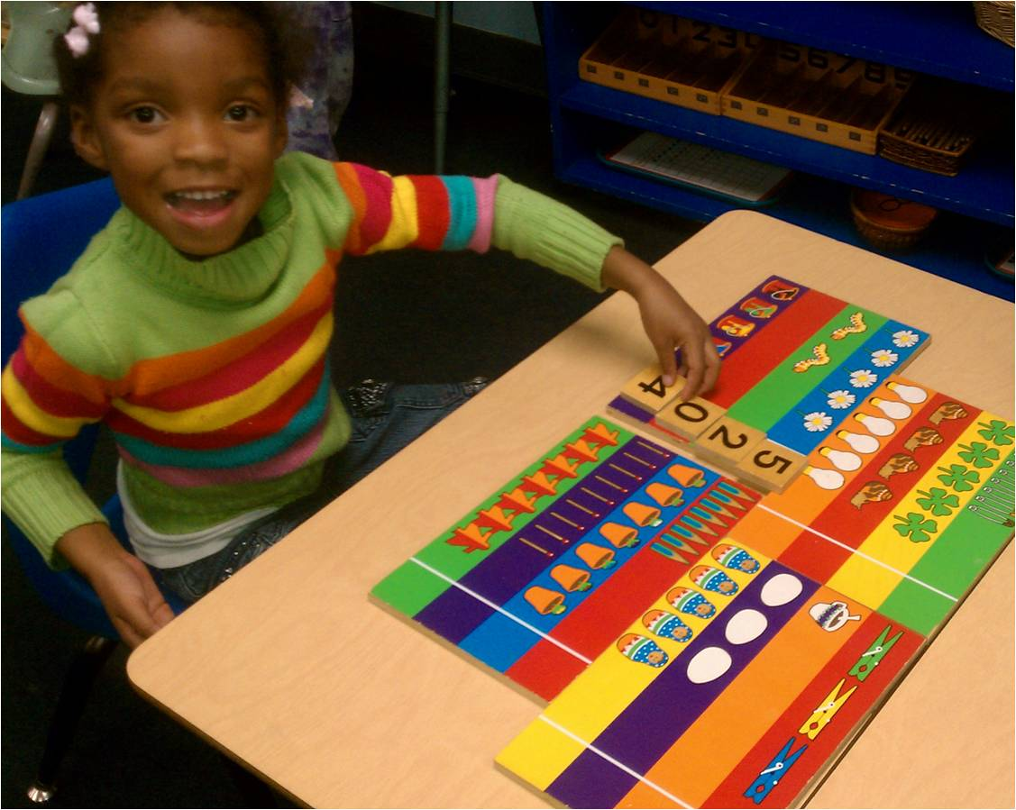 A project childcare centers