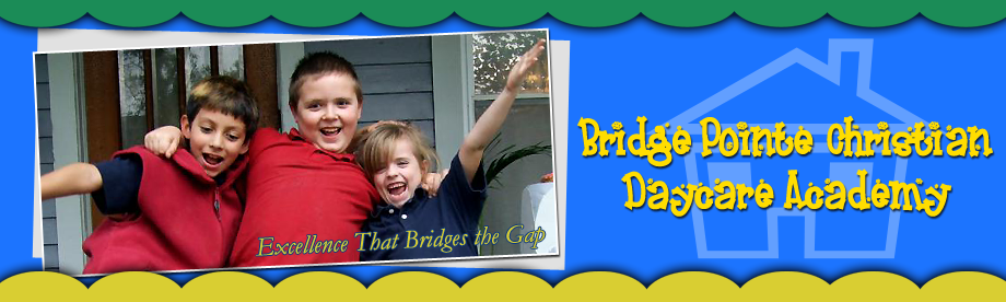 Bridge Pointe Christian Daycare Academy