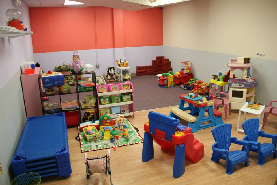 childs day care center - 960×640