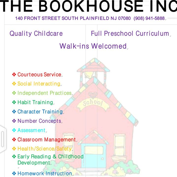 The Bookhouse Inc.