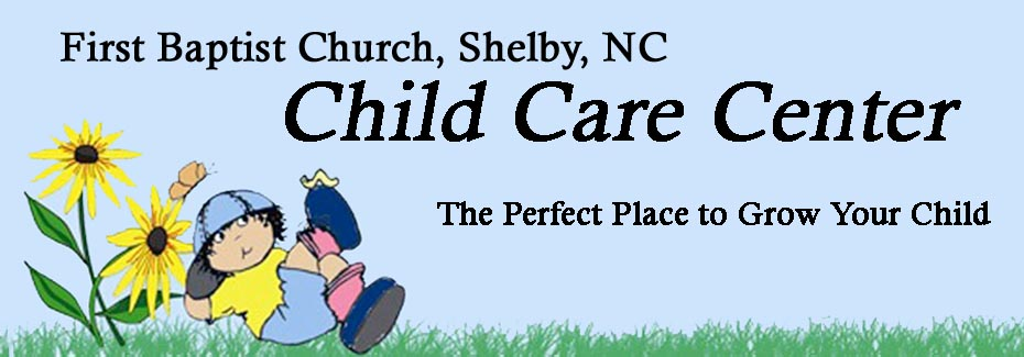 FIRST BAPTIST CHURCH CHILD CARE