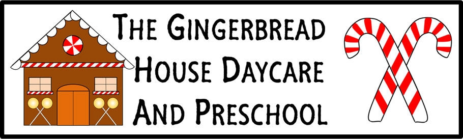 GINGERBREAD HOUSE DAYCARE
