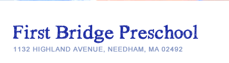 First Bridge Preschool