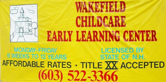 Wakefield Child Care Early Learning Center