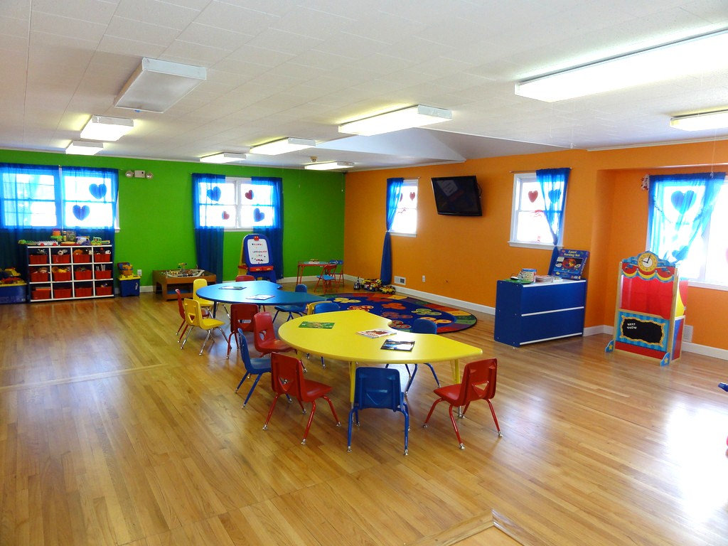 New Jersey Licensing Standards for Day Care Centers ...