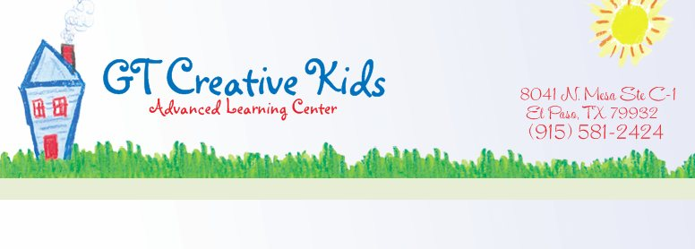 GT Creative Kids, Inc