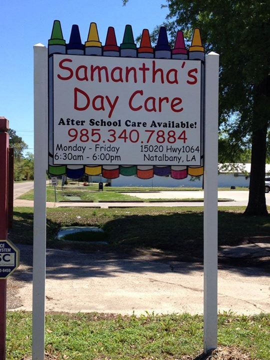 Samantha's Day Care