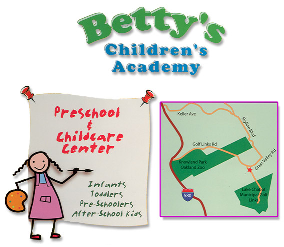 BETTY'S CHILDREN'S ACADEMY - SCHOOL AGE PROGRAM