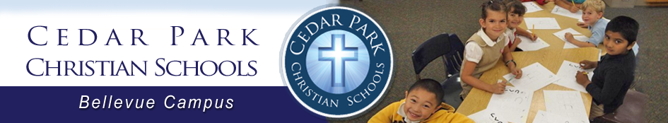 Cedar Park Christian School - Bellevue Campus