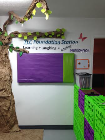 TLC Foundation Station-Preschool
