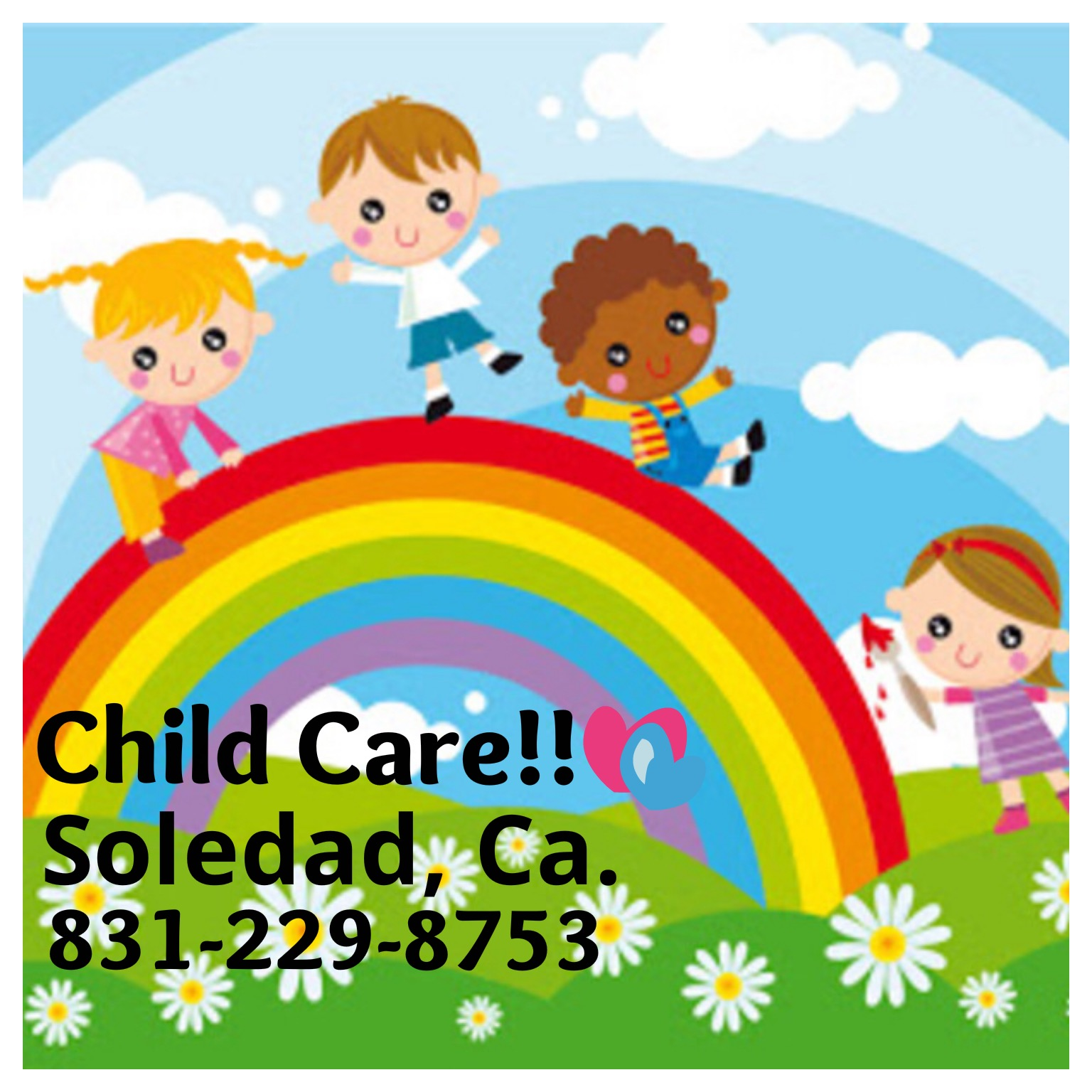 Burbujas Child Care