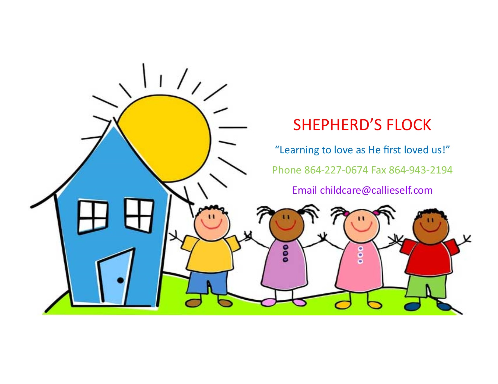 Shepherd's Flock Childcare