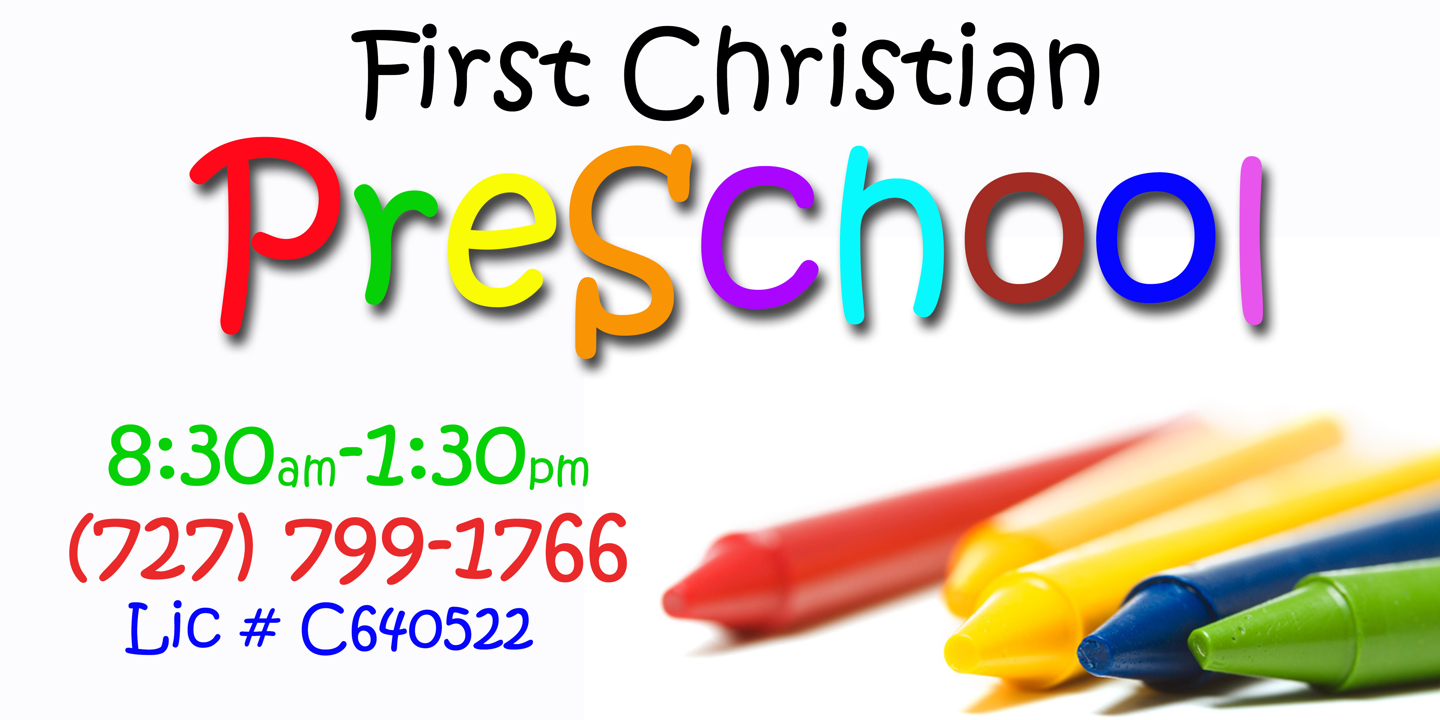 First Christian Preschool