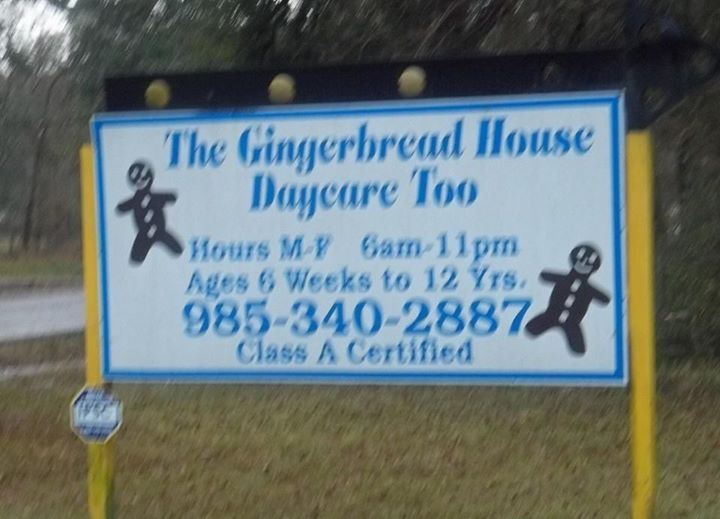 The Gingerbread House Too