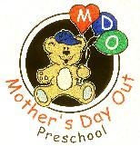 MOTHERS DAY OUT PROGRAM