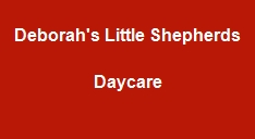 DEBORAH'S LITTLE SHEPHERD'S TOO