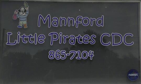 Mannford Little Pirates CDC L