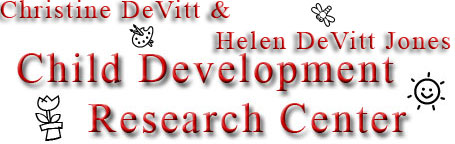 Texas Tech Child Development Research Center