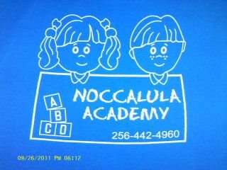 NOCCALULA ACADEMY, LLC