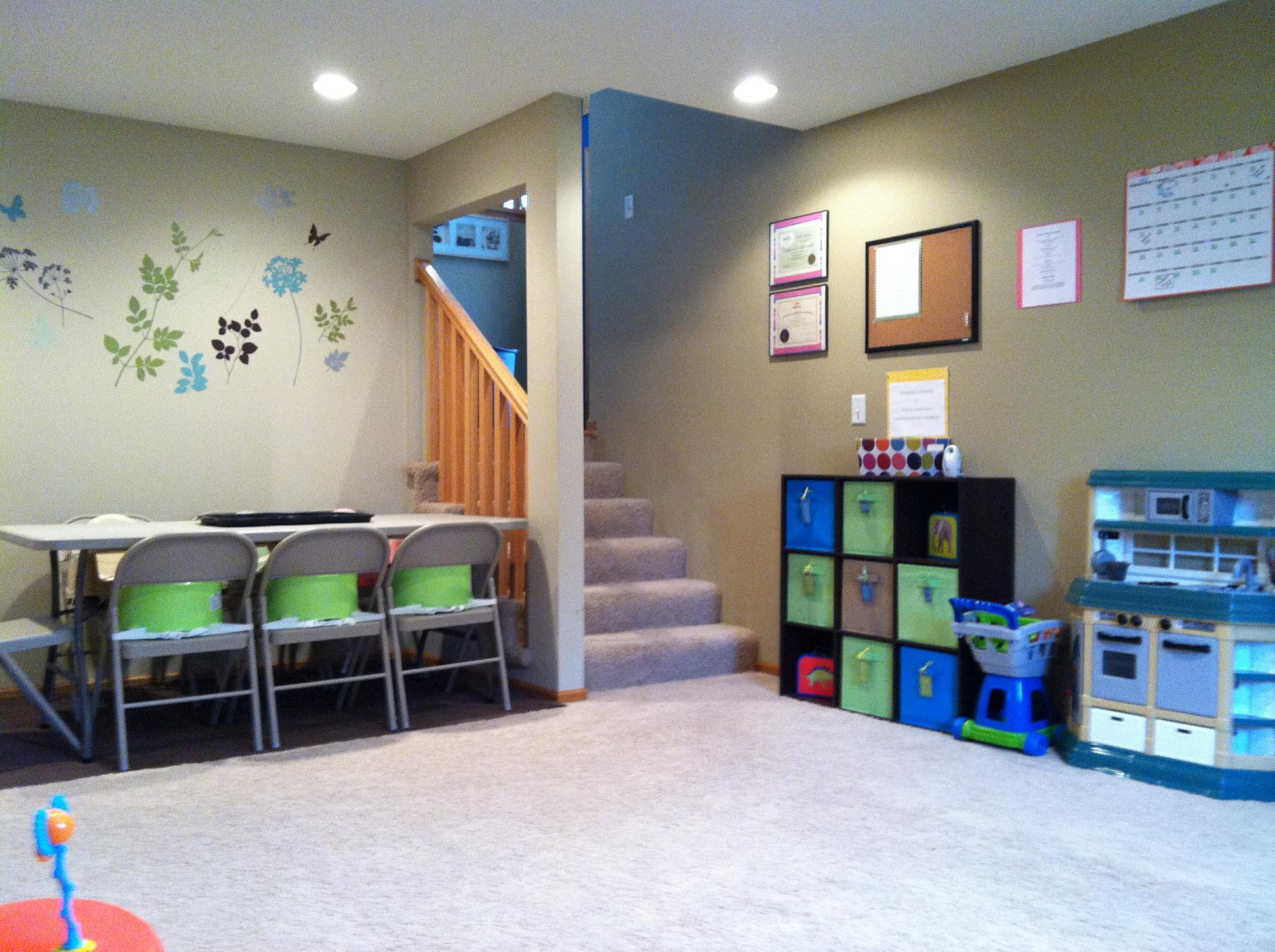Home Classroom Design ~ Images about home daycare ideas on pinterest