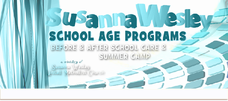 Susanna Wesley School Age South