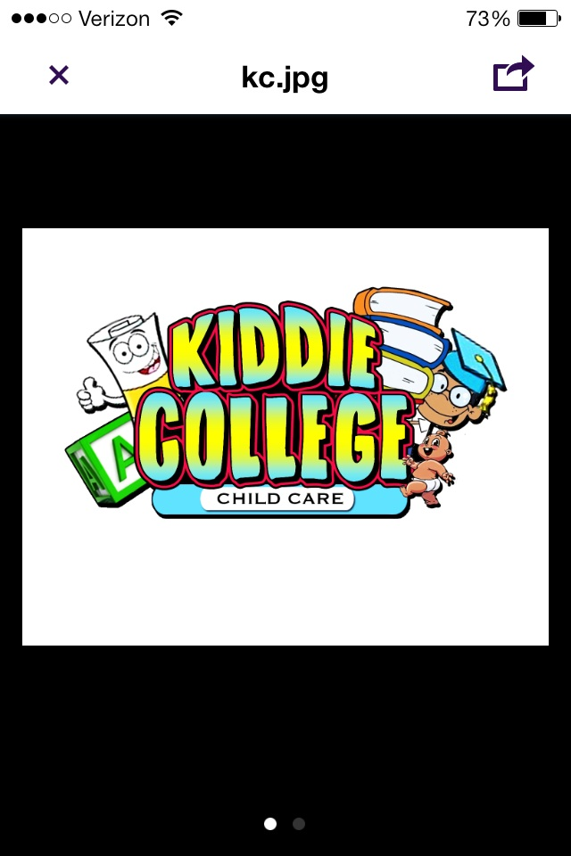 Kiddie College Child Care