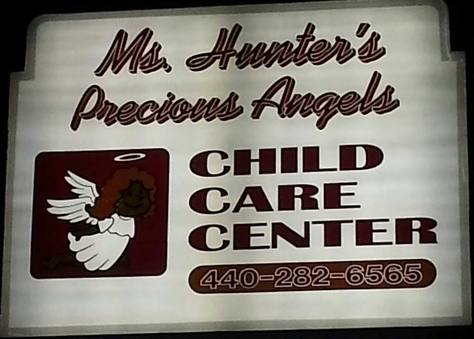 MS. HUNTER'S PRECIOUS ANGELS LLC