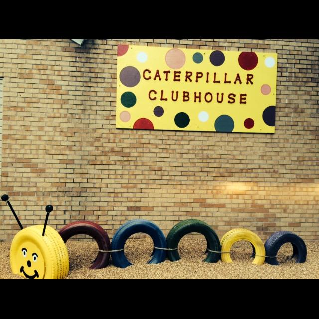 CATERPILLAR CLUBHOUSE CHILD CARE LLC