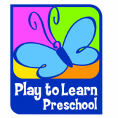 PLAY TO LEARN MINISTRIES