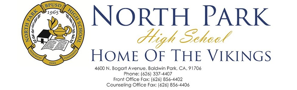BPUSD - NORTH PARK HIGH SCHOOL