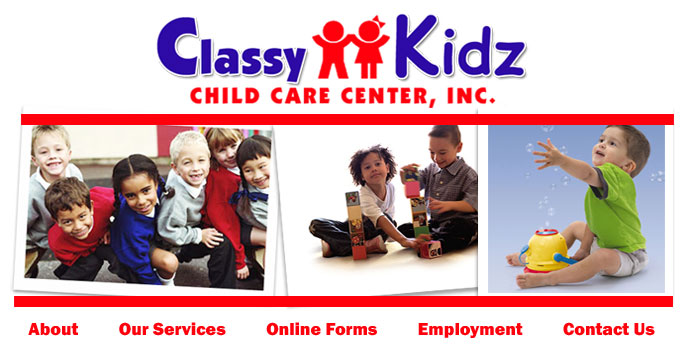 CLASSY KIDZ CHILD CARE CENTER INC.