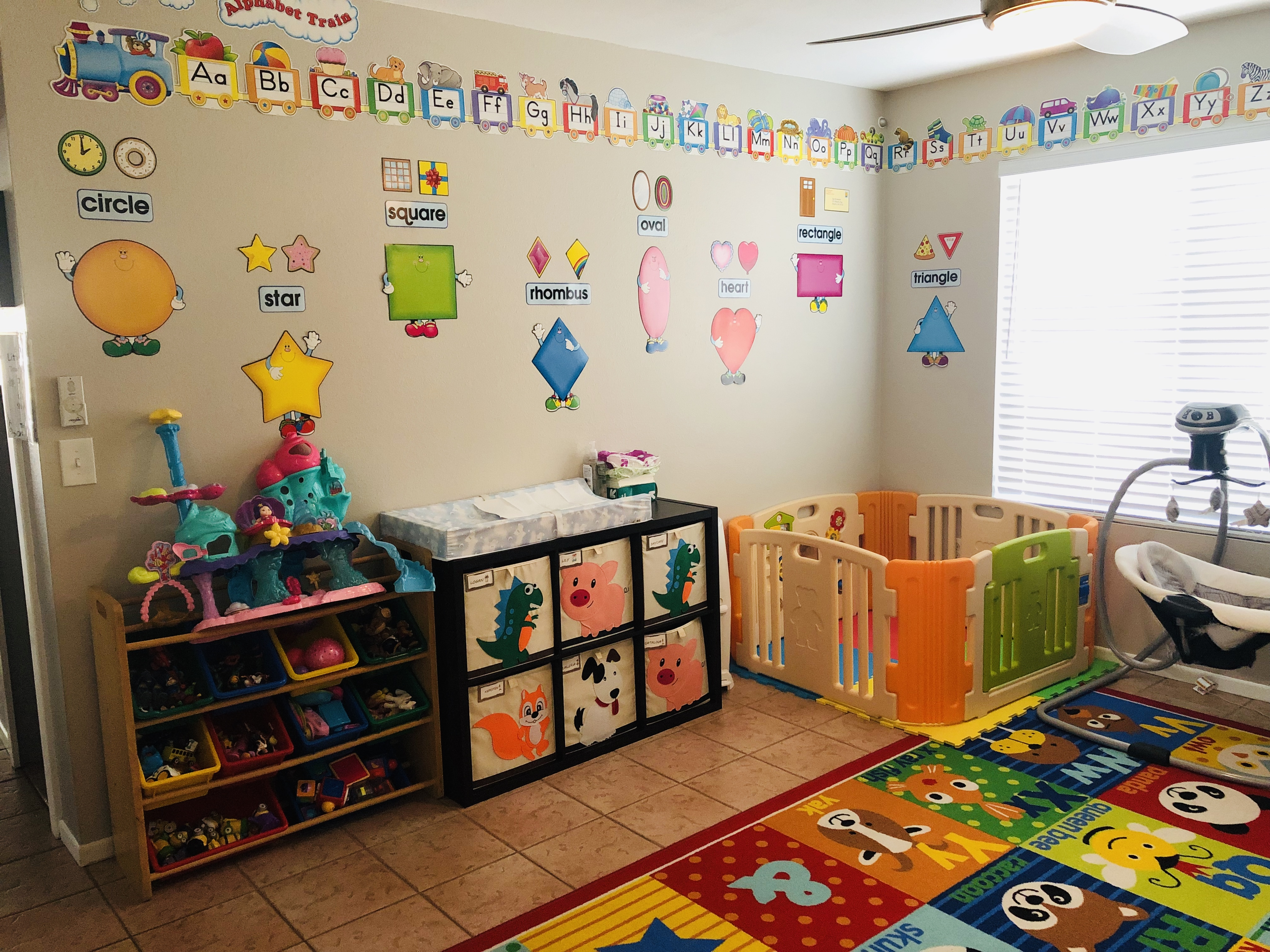 Mrs Alicia Family Daycare