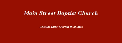Main Street Baptist Church Day Care Center