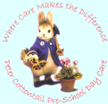 Peter Cottontail Preschool/Day Care