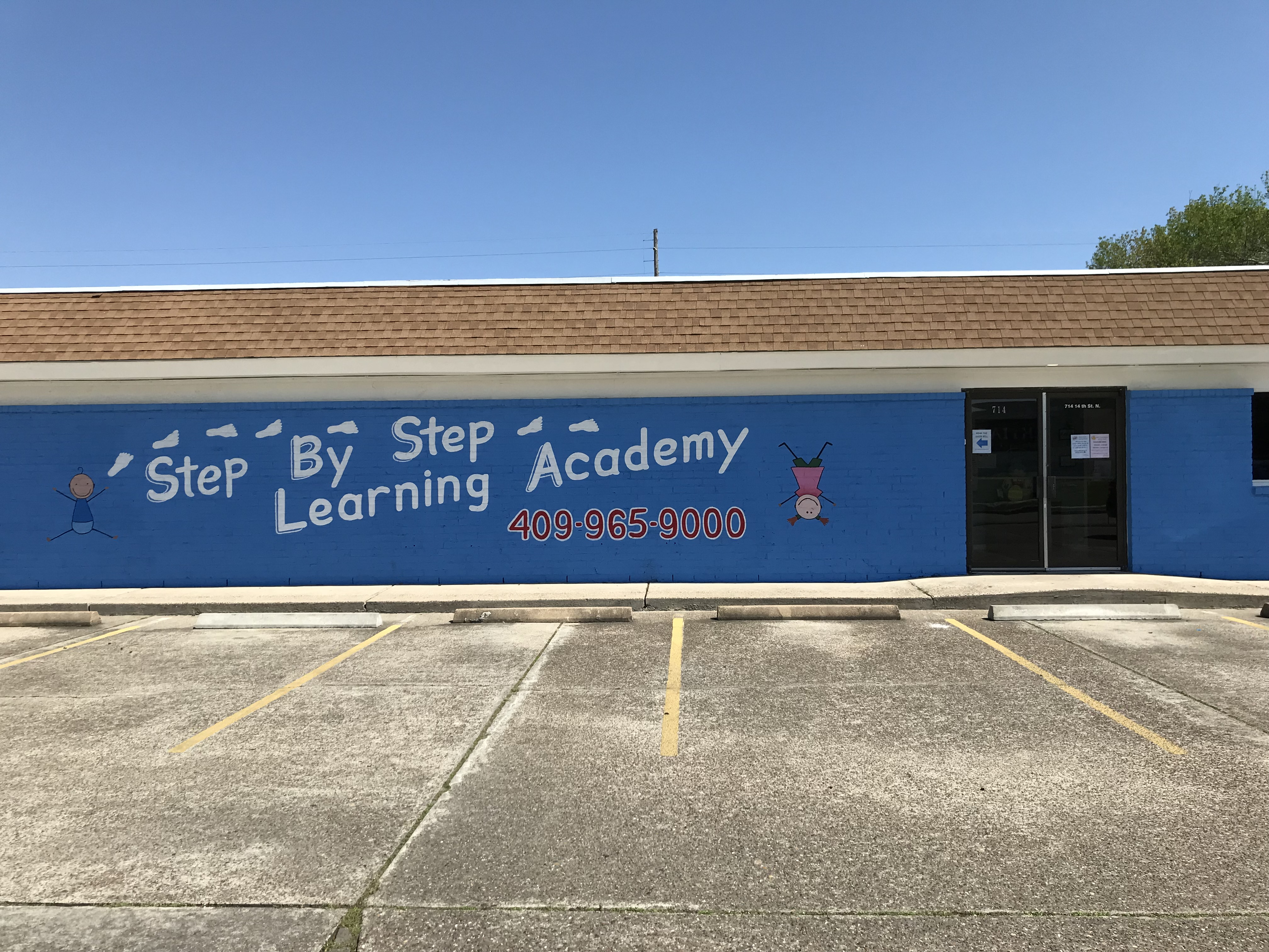 Step By Step Learning Academy