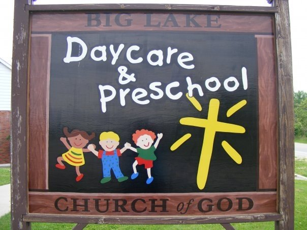 Big Lake Church of God Preschool/Daycare Ministry