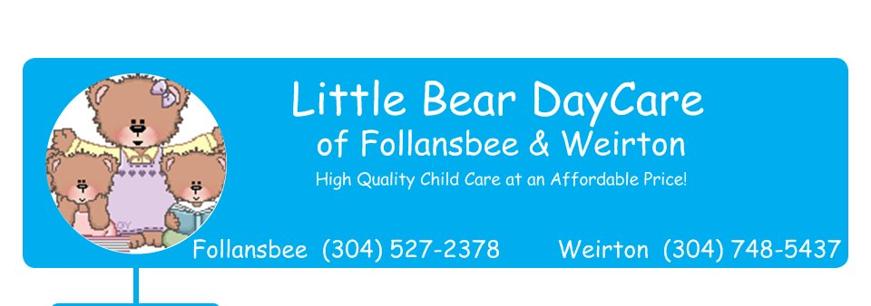 Little Bear Daycare of Weirton