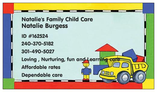 Natalie's Family Child Care