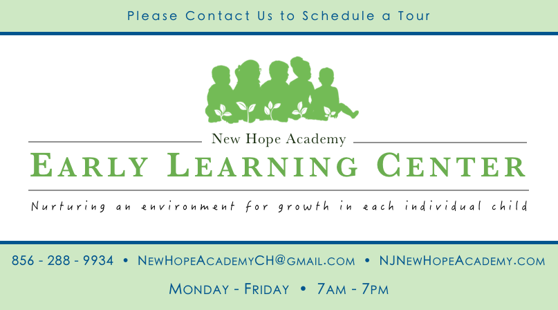 new hope child care and preschool new academy cherry hill nj child care center 485