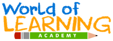 WORLD OF LEARNING ACADEMY