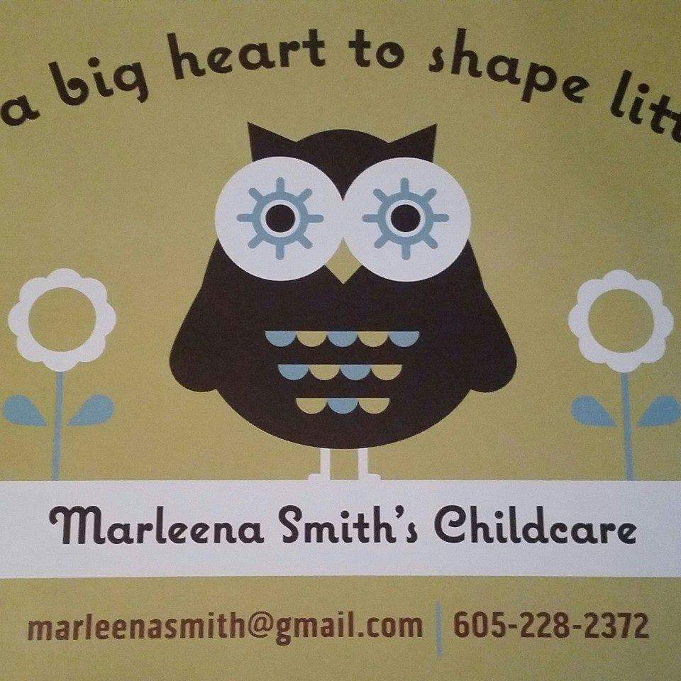 Marleena Smith's Child Care