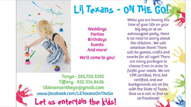 Lil' Texans Country Daycare and Babysitting Services