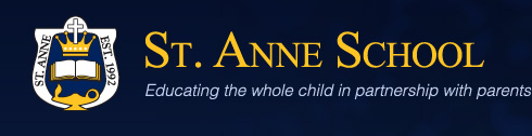 ST. ANNE EARLY CHILD DEVELOPMENT CENTER