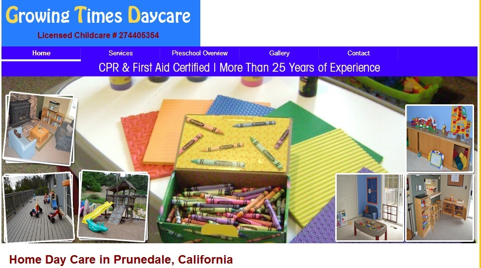 Growing Times Daycare