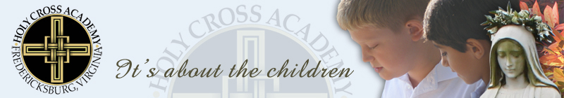 Holy Cross Academy Aviat Care Program